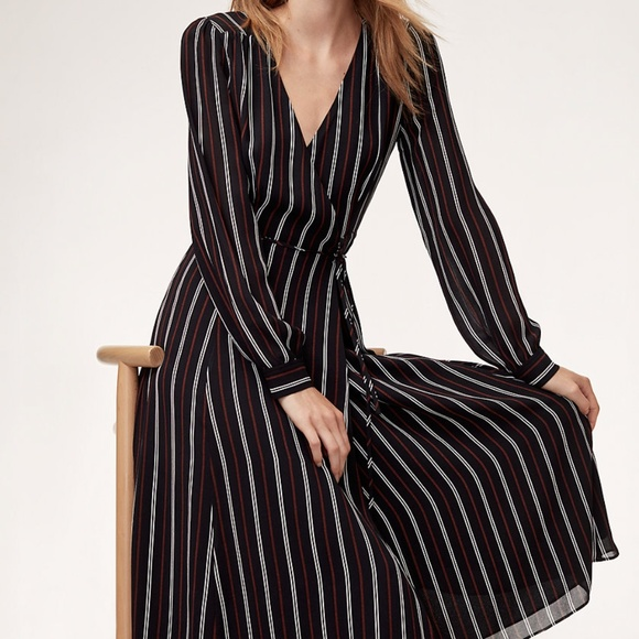 Aritzia Dresses & Skirts - Wilfred Lina Dress